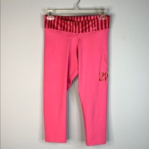 Zumba wild for Zumba pink tights S s small
